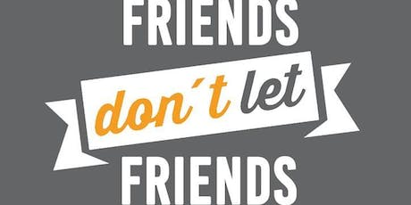 Friends Don't Let Friends Pay (for Energy) tickets