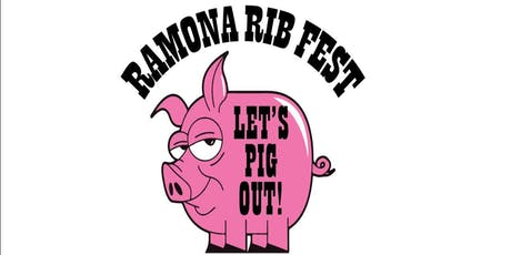 14th Annual All You Can Eat Rib & Chicken Fest tickets