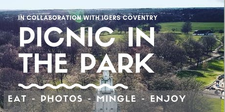 Coventry Bloggers Picnic In The Park | In Collaboration with Igers Coventry tickets