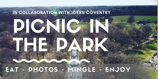 Coventry Bloggers Picnic In The Park | In Collaboration with Igers Coventry