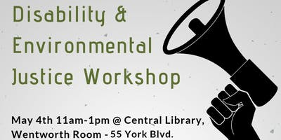 Disability and Environmental Justice
