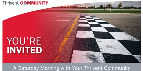 A Saturday Morning with Your Thrivent Community - Blue Ridge Group tickets