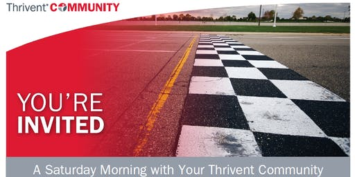 Volunteers Needed:  A Saturday Morning with God's Pit Crew & Your Thrivent Community