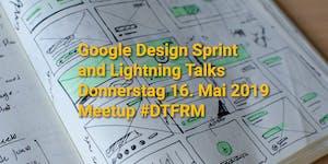 Meetup #DTFRM - Google Design Sprint