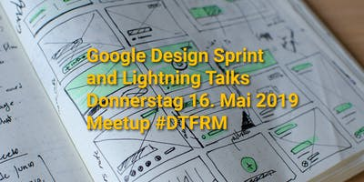 Meetup #DTFRM - Google Design Sprint