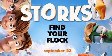 Storks at Stanwick Lakes tickets
