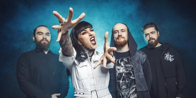 Halloween at the Rickshaw with JINJER & The Browning + more!