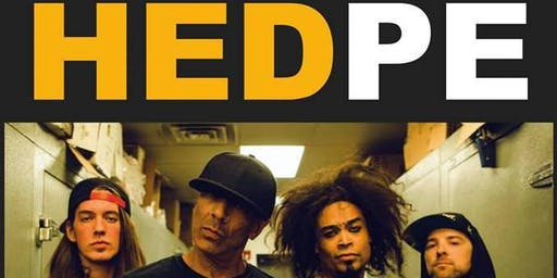 Hed Pe at X-Ray Arcade (formally The Metal Grill)   Cudahy, WI