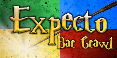 Expecto Bar Crawl - Norfolk