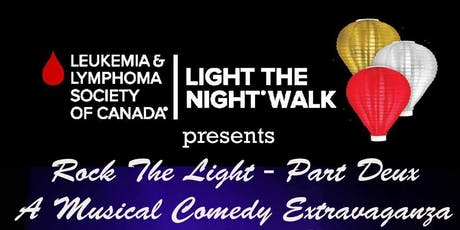 Night to Rock the Light Part Deux VIP Package tickets