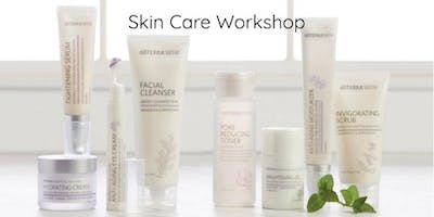 Skin Care Make & Take Workshop with Essential Oils