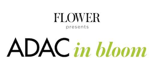ADAC in Bloom