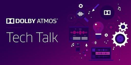Dolby Atmos Tech-Talk