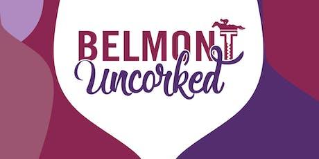 Belmont Uncorked tickets