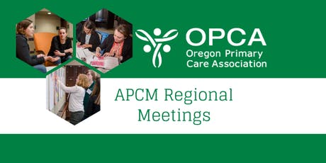 APCM NE Regional Meeting tickets