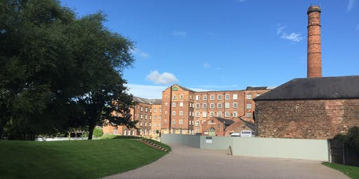 Guided Tour: Darley Abbey Mills and Village
