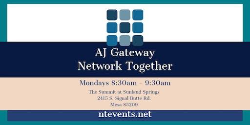 AJ Gateway Monday Business Connections