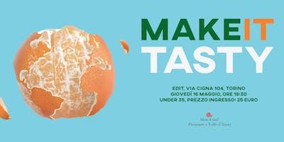 Make It Tasty (Under 35 event)