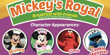 Mickey's Royal Breakfast with Friends tickets
