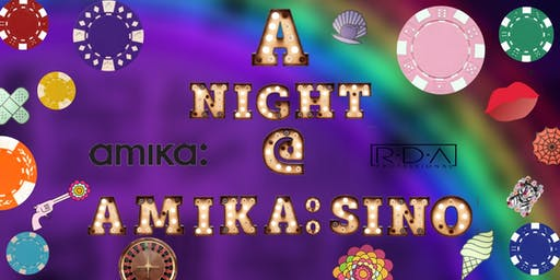 A Night @ Amika:sino
