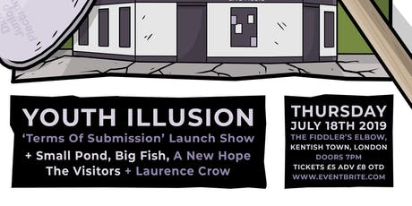 Youth Illusion + Supports  tickets