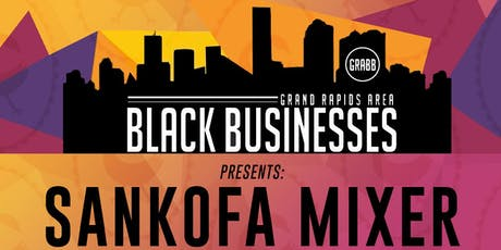 2019 Sankofa Mixer & Popup Marketplace tickets