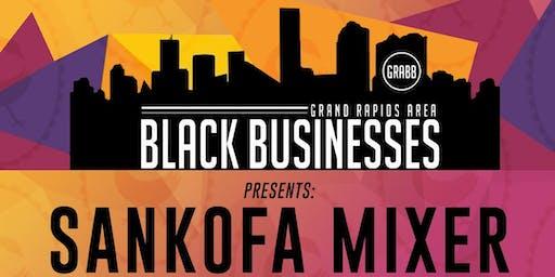 2019 Sankofa Mixer & Popup Marketplace