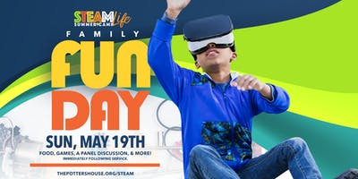 Family Fun Day - Hosted by the Potter's House Youth Advisory Council