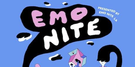 Emo Nite LA Presents Emo Nite At Crescent Ballroom tickets