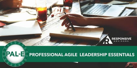 Professional Agile Leadership Essentials Training (PAL-E) - Chicago tickets