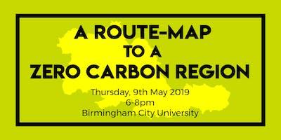 Route Map to a Zero Carbon Region
