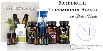 Daily Health Habits: Building the Foundation