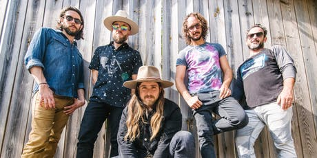 Lukas Nelson & Promise of the Real with Los Coast @ Thalia Hall tickets