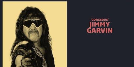 """""""Gorgeous"""" Jimmy Garvin Meet & Greet Combo/WrestleCade FanFest 2019 tickets"""