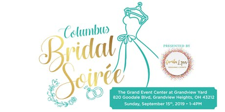 Columbus Bridal Soiree - 2019 Fall Show! tickets