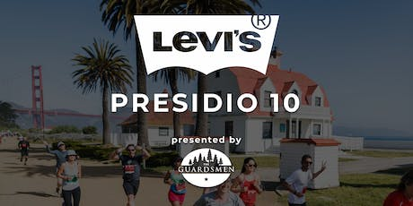 2020 Levi's Presidio 10 Presented by The Guardsmen (5K, 10K, and 10 Mile running races) tickets