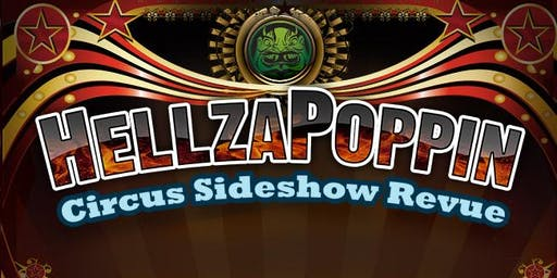 HellzaPoppin Circus Sideshow at Twisted Spoke Saloon | Pekin, IL