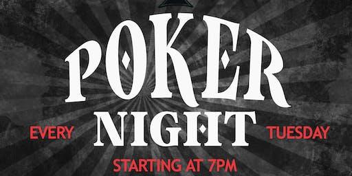 Poker Tuesdays
