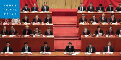Human Rights in China: What Can Canada Do?