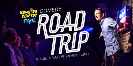 Comedy Road Trip! Travel, Stand-Up, & Storytelling tickets