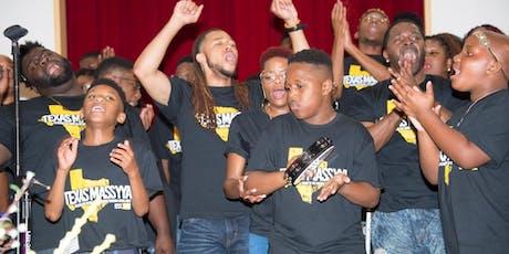 Texas Mass Choir's 24th YYA Anniversary tickets