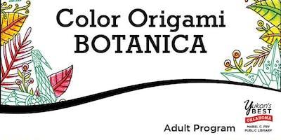 Color Origami Botanica