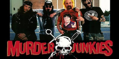 Murder Junkies 20th Year Anniversary Tour at Bigs Bar Sioux Falls