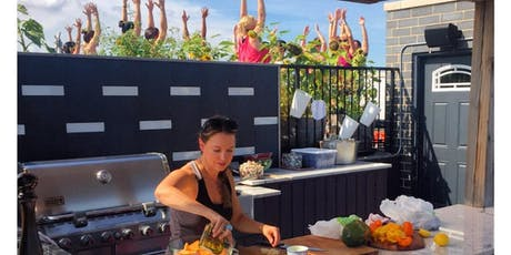 Sunday Funday: Roofdeck Yoga and Brunch tickets