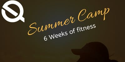Summer Camp - 6 Weeks of fitness With Daniel Queel