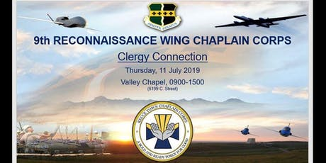 3rd Annual Recce Town Clergy Connection tickets