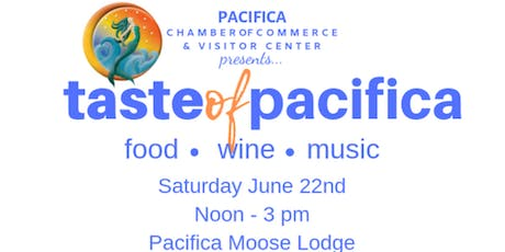 Pacifica Chamber of Commerce Taste of Pacifica tickets