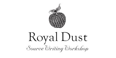 Source Writing Workshop: Nov. 9th 9 AM - 3 PM & Nov. 10th 9 AM - 3 PM