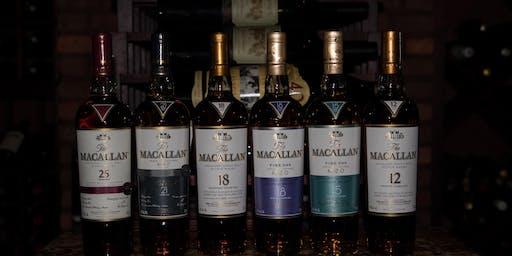 Macallan Scotch & Cigar Dinner