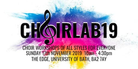 ChoirLab19 tickets